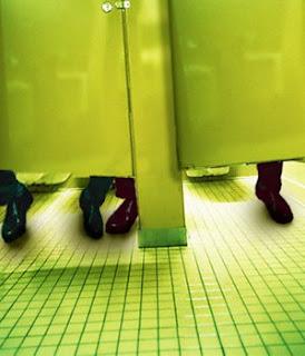 these gentlemen urinal etiquette. Black Bedroom Furniture Sets. Home Design Ideas