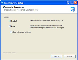 Instalasi Teamviewer