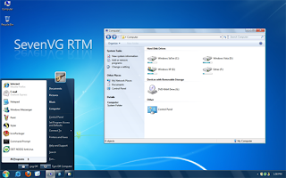 Tema Windows 7 RTM