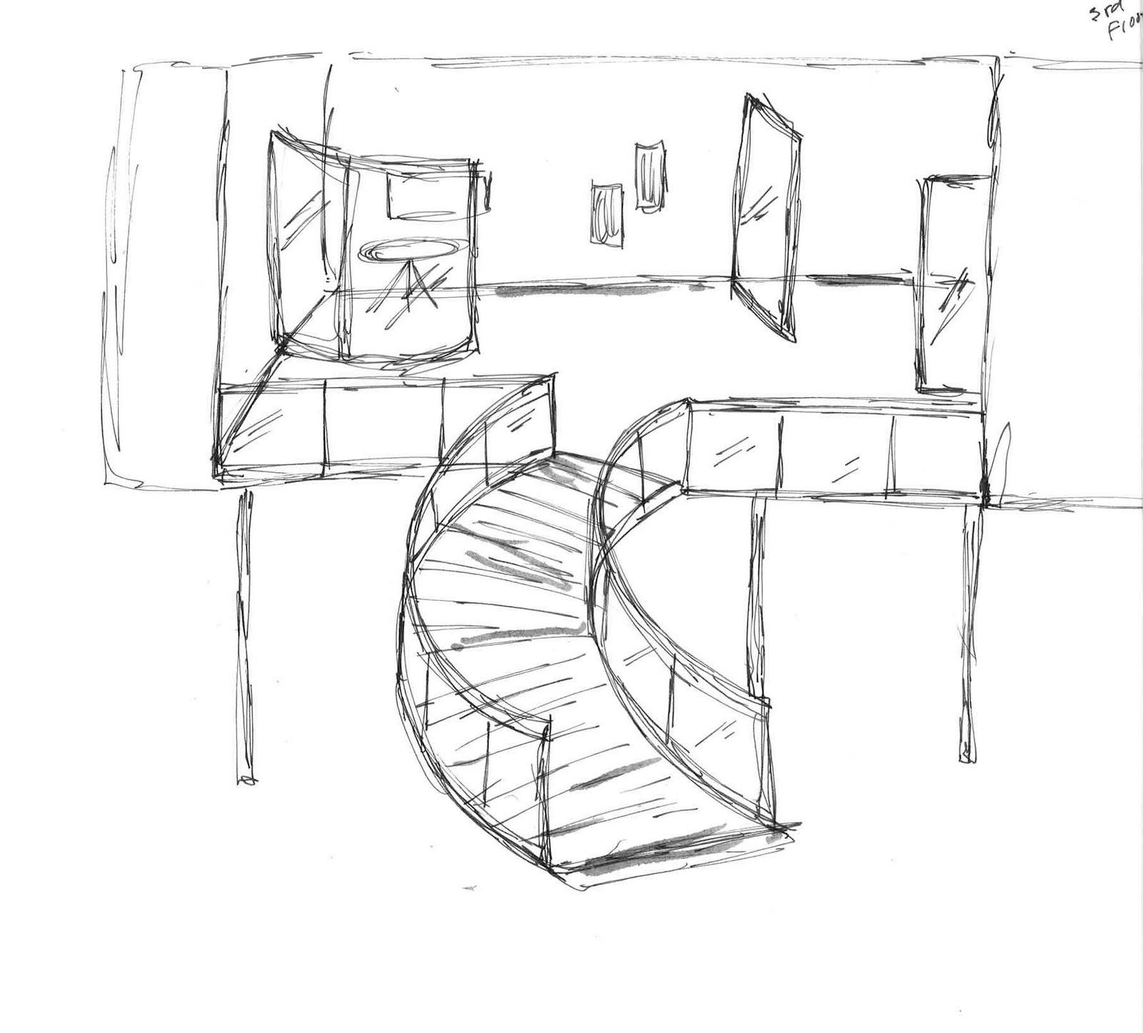 Katherine Madden Landor Office Design Project Process Work