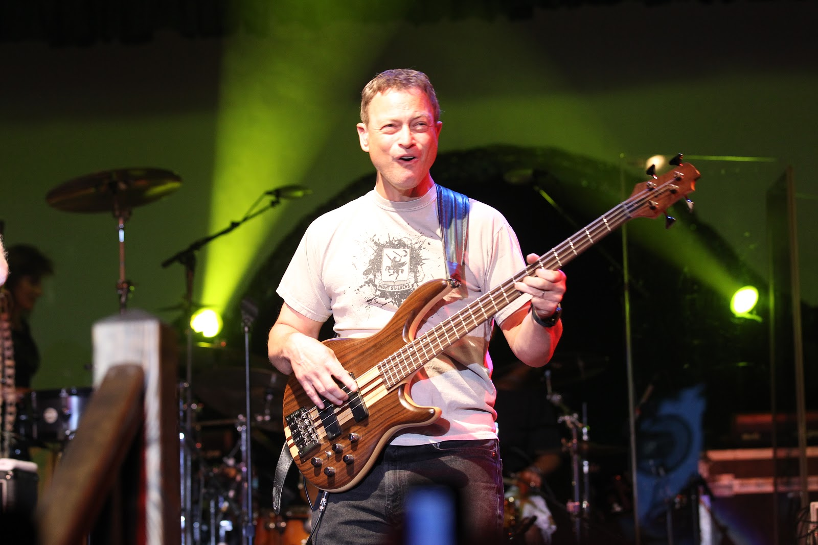 Indy Transponder: GARY SINISE AND THE LT. DAN BAND ...
