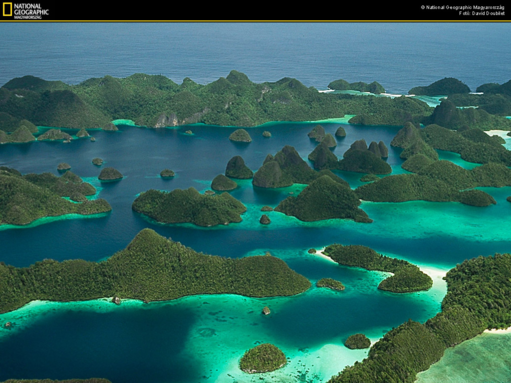 Indonesia Archipelago: Raja Ampat Islands, West Papua ...