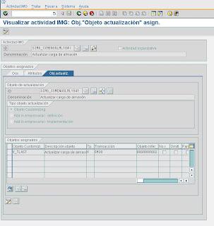 Abrir una transacción en SAP