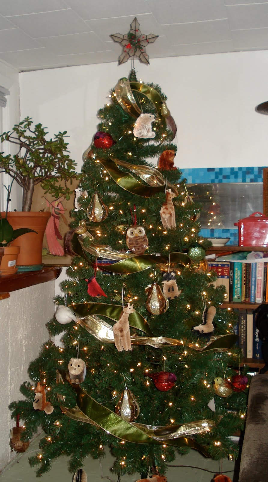 This and That: My Woodland Christmas Tree!