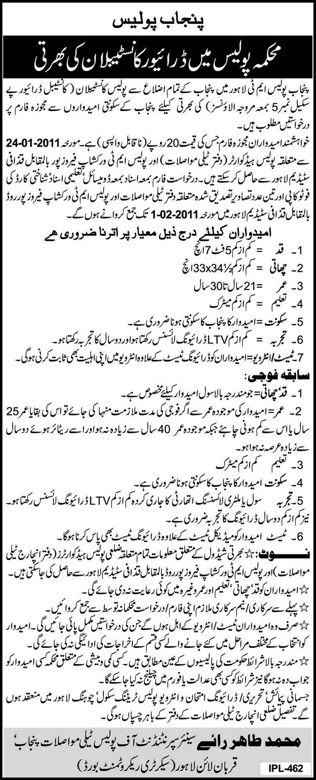 ADVERTISED JOBS ON NEWSPAPERS DAWN JANG EXPRESS: PUNJAB