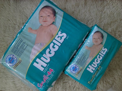 Huggies for newborn