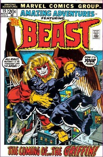 Marvel Tigra Son Kerry Callen's Blog!: ...