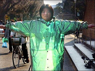 Jaket Penghilang Tubuh