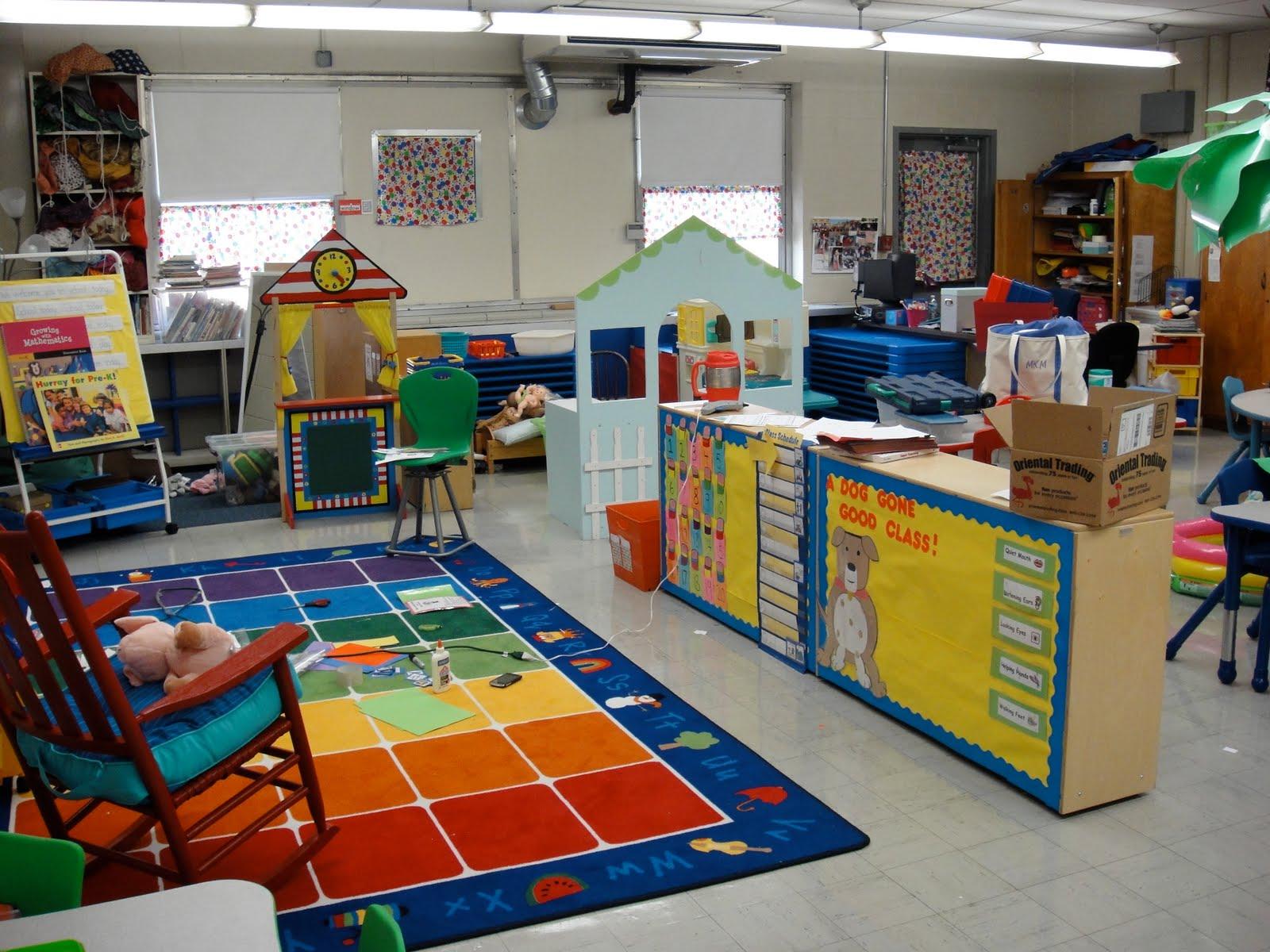 Pre-K=Play: 2010-2011 Pre-K Classroom