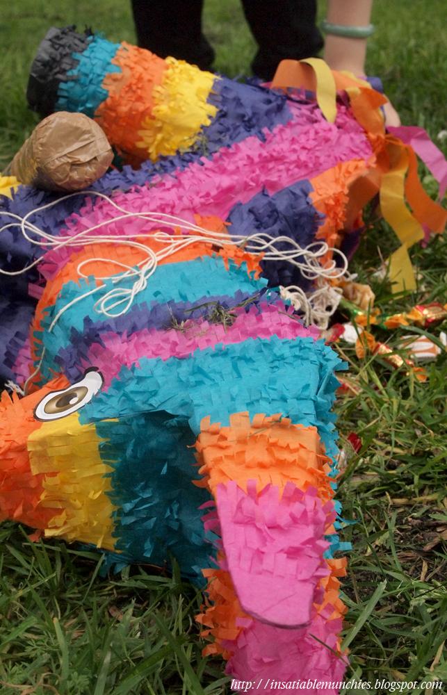 Dead piñata