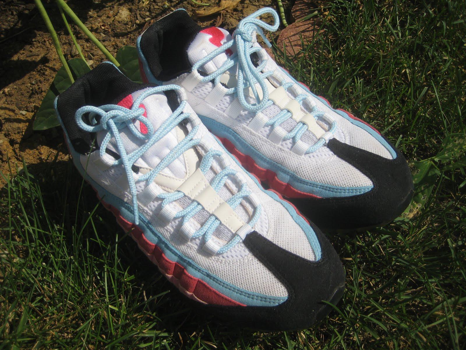 Life Under the Scope  Nike Air Max 95 QS – Running Man Pack x Parra ddba7a0bc