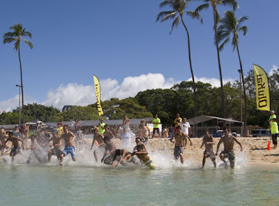 OluKai Supports 2009 Hawaii State Junior Lifeguard Championships 3