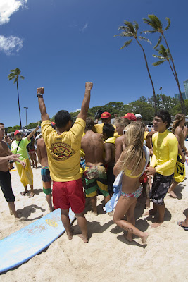 OluKai Supports 2009 Hawaii State Junior Lifeguard Championships 9