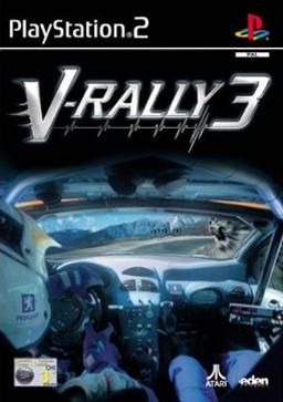 Rally 3 PS2 PAL MULTI5 [MEGAUPLOAD]