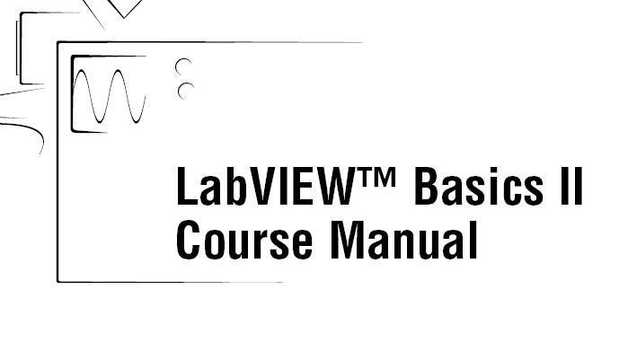 EBOOKS FREE DOWNLOAD: Labview Basics-II course manual