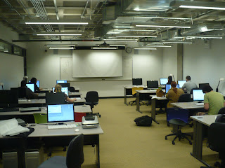 Interior Lighting Design Lighting Evaluation Computer Lab