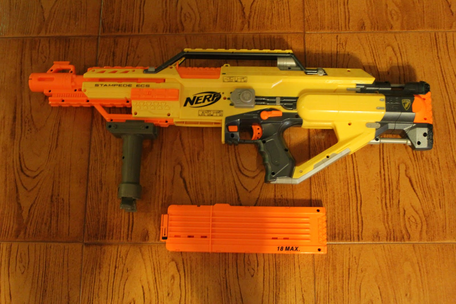 2 Nerf Bored People With Nerf Guns