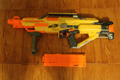 2 Nerf Bored People With Nerf Guns Review Nerf