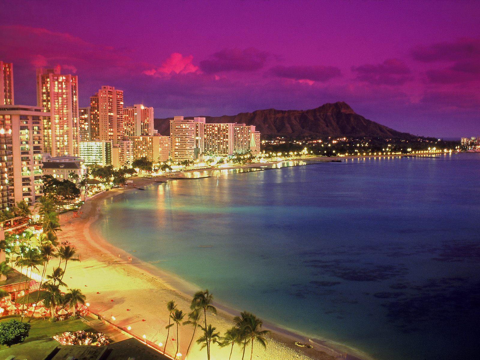 Pictures Blog: Waikiki Beach, Oahu, Hawaii