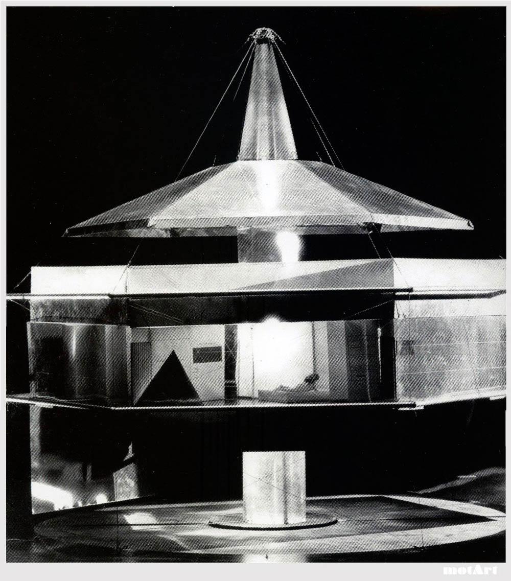 Motart Dymaxion House