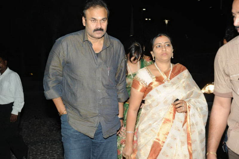 Celebrities at Allu Arjun Engagement Function | Inka ...