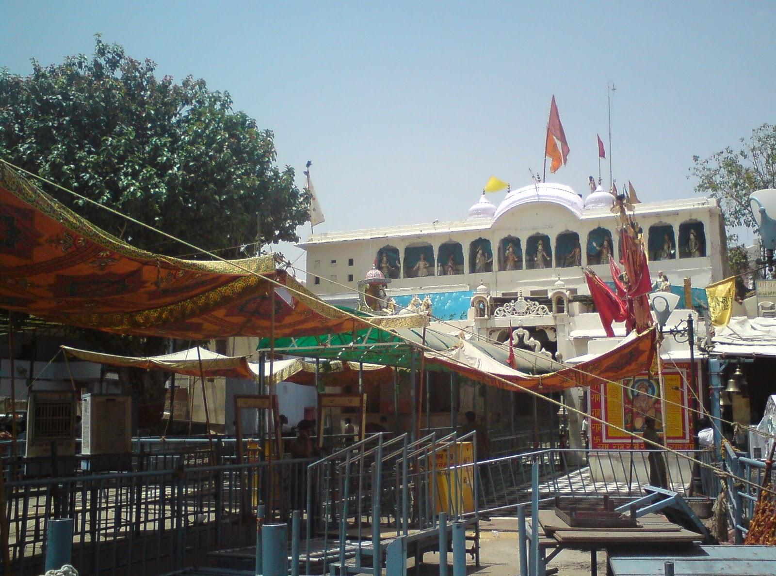 Khatu Shyamji Temple My Yatra Diary