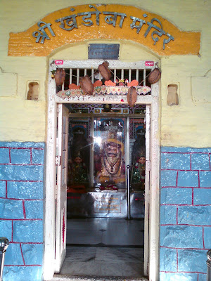 Idol of Shri Khandoba