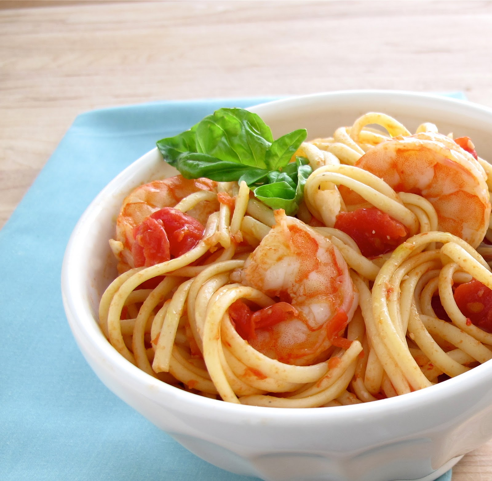 Jenny Steffens Hobick Recipes: Jenny Steffens Hobick: Arrabiata Sauce With Shrimp