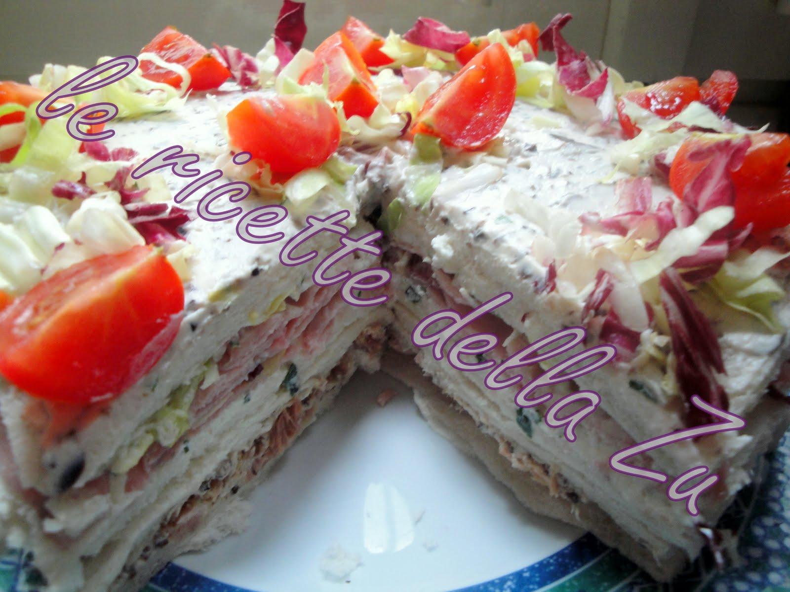 Le ricette della zu torta estiva ai caprini aromatici for Ricette cucina estive