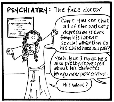 Psych Watch: The Psychiatric Stereotype: As seen from