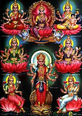 Mahalakshmi (Laxmi) Mantra & Shri Yantra – Wealth Giving