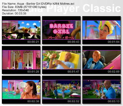 barbie text video