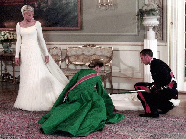 Top 10 best royal wedding dresses 8 hrh crown princess for What to wear to a wedding other than a dress