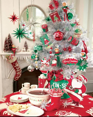 Antique Christmas Ornaments >> House Blend: Holiday Inspirations