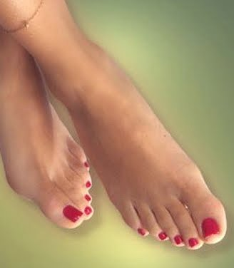 Putting Your Best Foot Forward An American Housewife