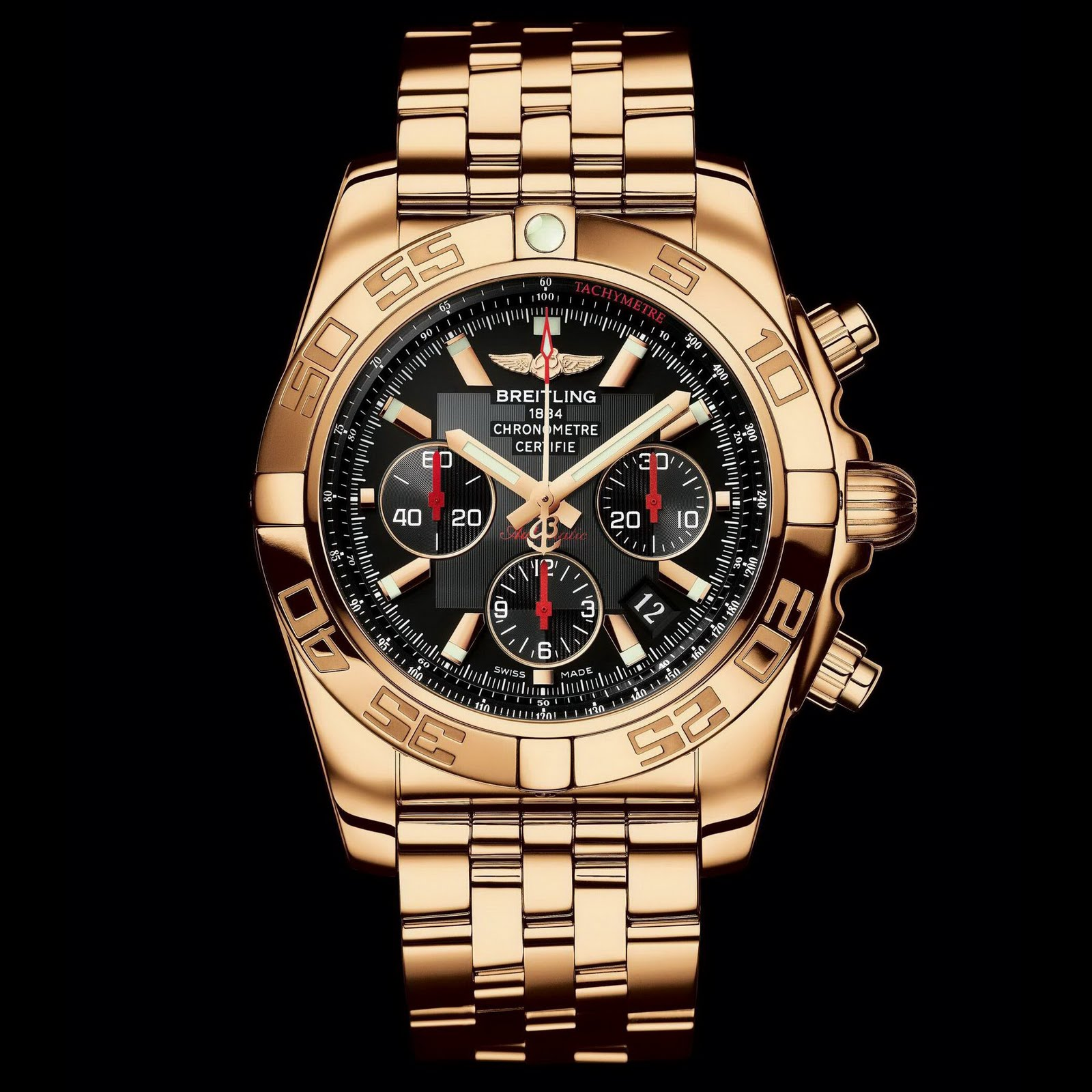 Oceanictime Breitling Chronomat 01 Limited Edition New