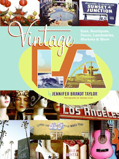 Review: Vintage L.A. by Jennifer Brandt Taylor.