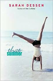 Review: That Summer by Sarah Dessen.
