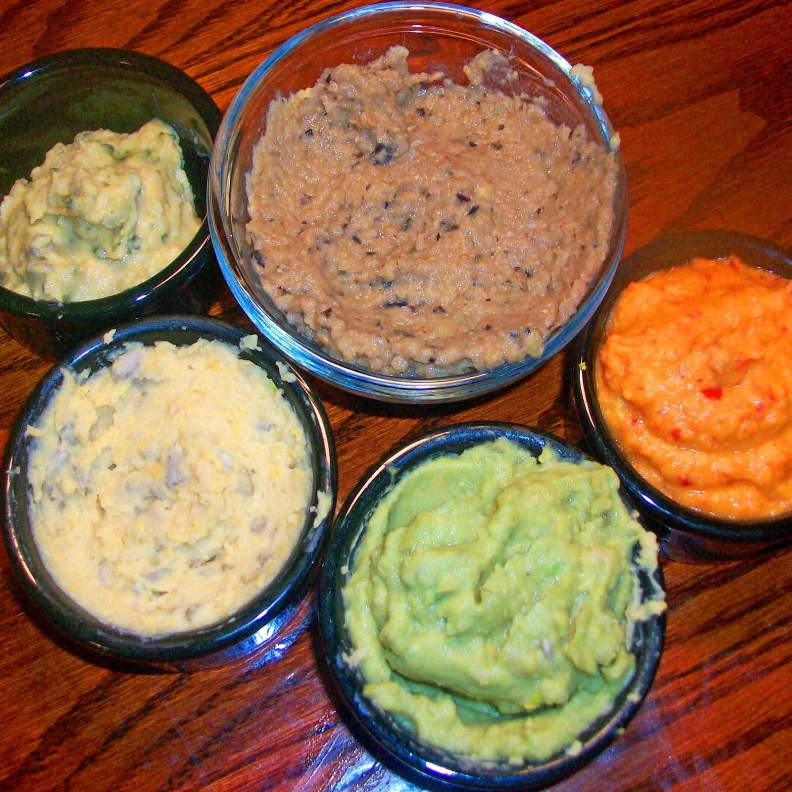 Cooking With Weston Recipe Book: Recipes: Hummus