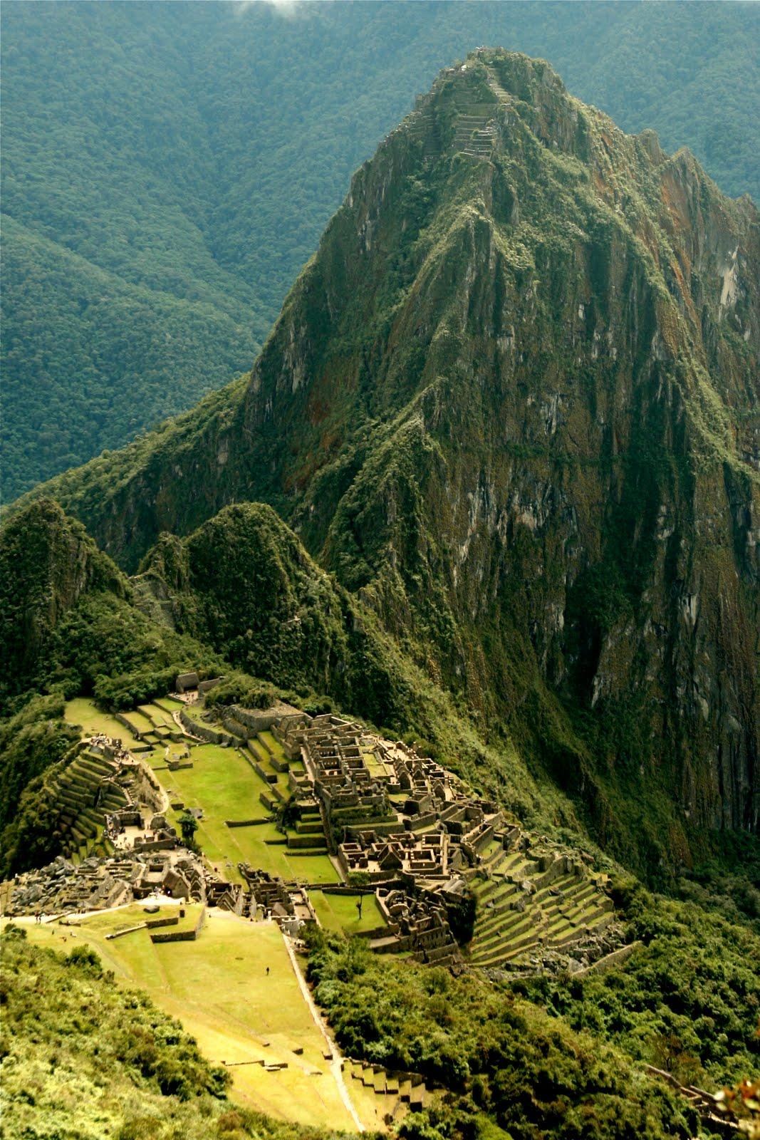 Mach Picchu