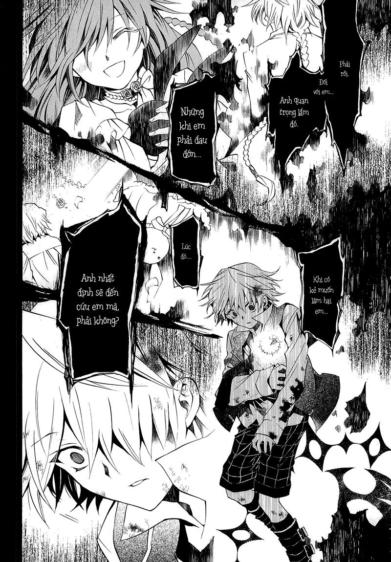 Pandora Hearts chương 020 - retrace: xx who killed poor alice? trang 10
