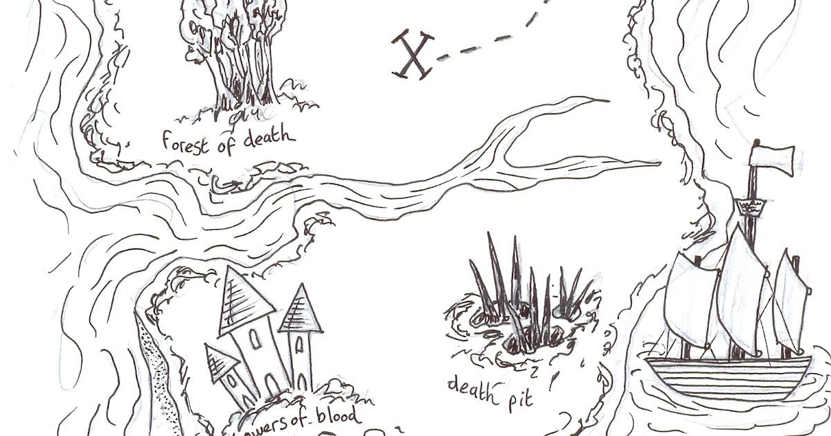 Wayne Tully Fantasy Art: How To Draw And Create A Treasure