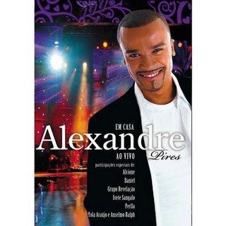CD Alexandre Pires Ao Vivo em Casa