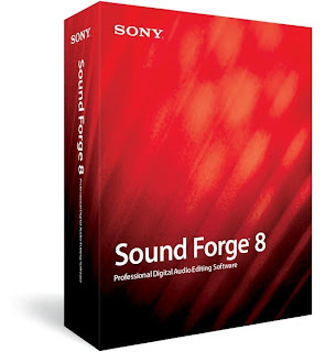 Sony Sound Forge Vs. 8.0