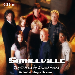 Smallville The Ultimate Soundtrack CD 2