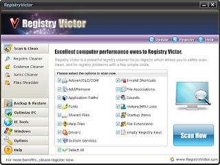 Registry Victor Vs. 4.6.3.19 + Keygen