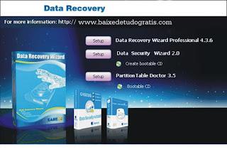 EASEUS Data Recovery Pro Vs. 4.3.6