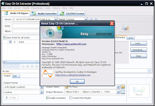 Easy CD-DA Extractor Pro Vs. 12.0.0 + Crack