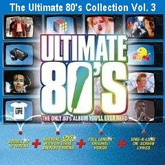 CD The Ultimate 80's Collection Vol. 3