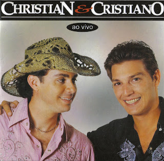 CD Christian e Cristiano ao Vivo